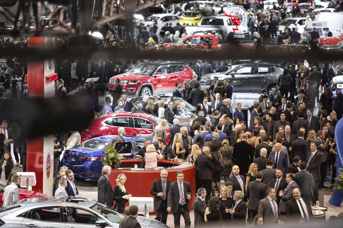 2018 Auto Show
