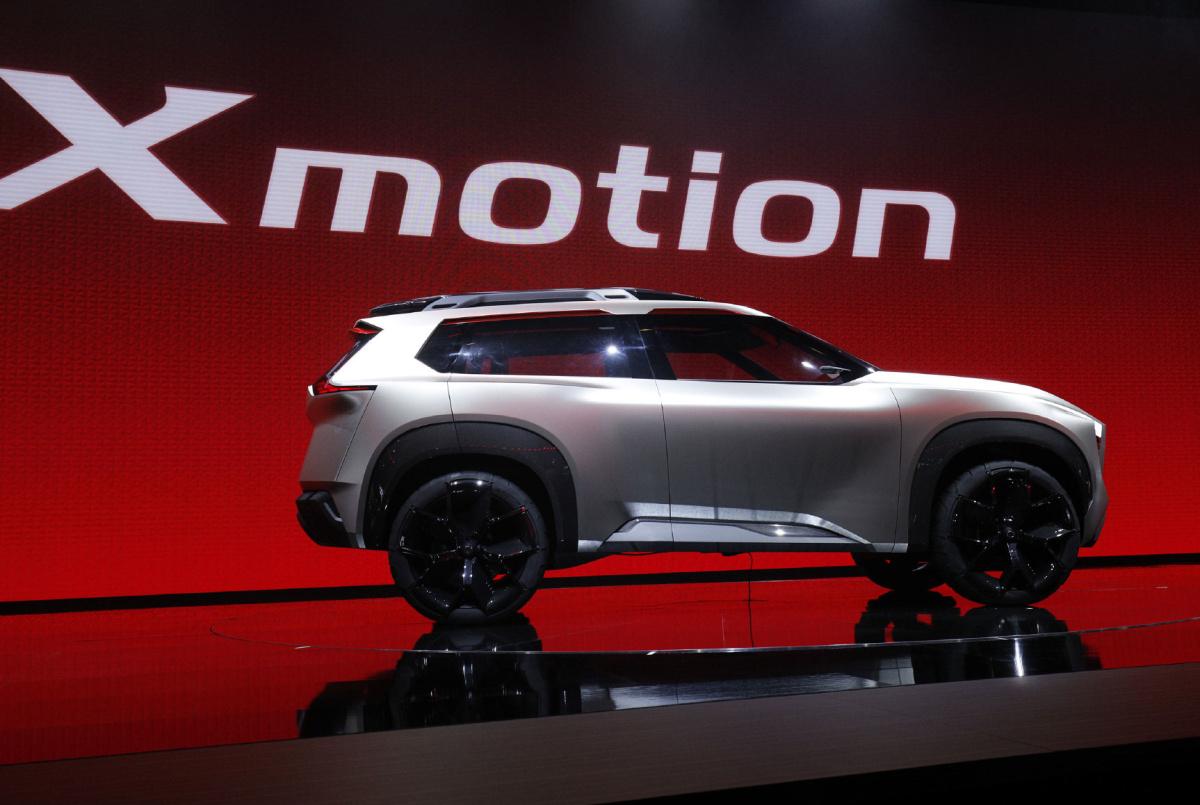 Xmotion Concept