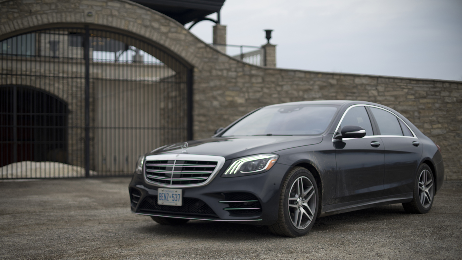 mercedes-benz s560 review