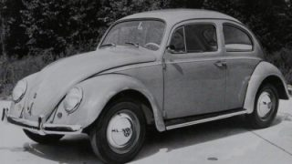 Jim Kelly Volkswagen Beetle