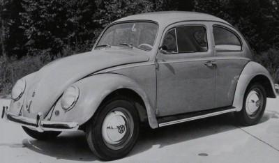 Jim Kelly Volkswagen Beetle
