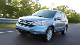 2010 Honda CR-V (EX-L with Navigation)