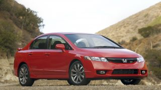 2010 Honda Civic Si Sedan