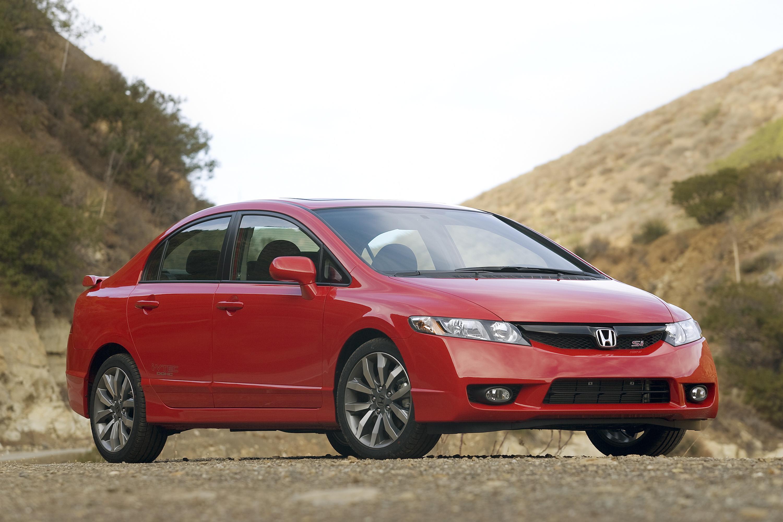 2010 Honda Civic Si Sedan