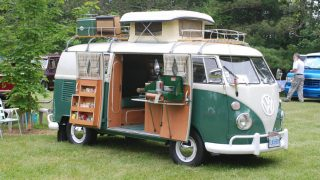 1967 VW Westfalia Camper