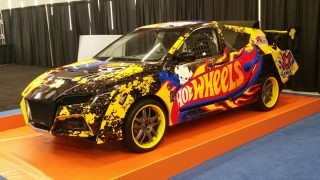 Hot Wheels Brings Fun To The Forefront At The Toronto Auto Show - Toronto car show 2018