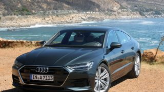 Audi A Sportback Here Later This Year WHEELSca - Audi a7 review