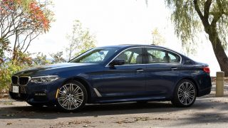 2018 BMW 530e xDrive review
