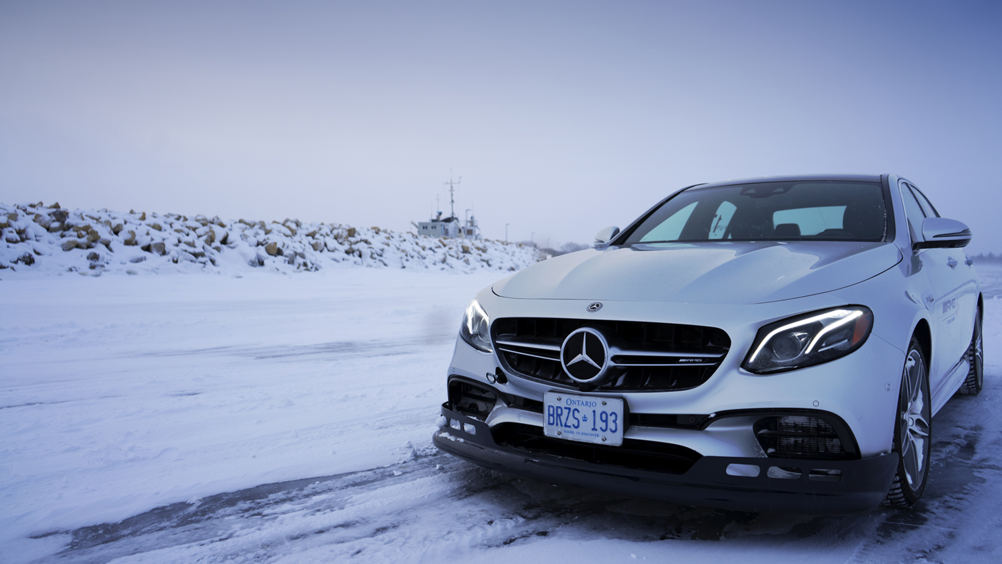 mercedes driving academy winter