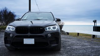 BMW X5 M Black Fire