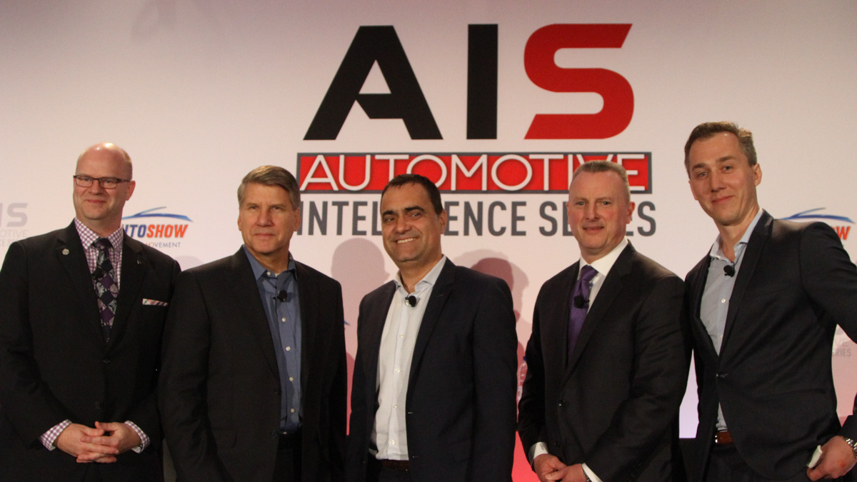 Automotive Intelligence Series