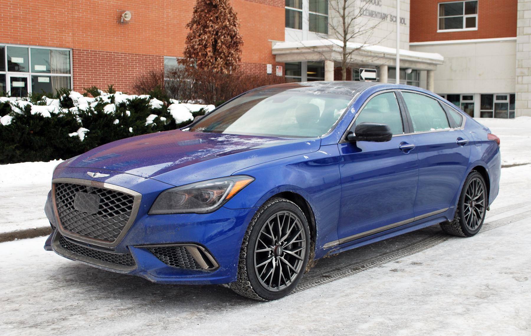 G80 Sport Shows Growth Of Genesis Wheels Ca