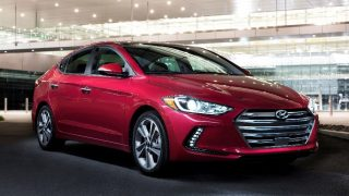 Hyundai Elantra earns Top Safety Rating