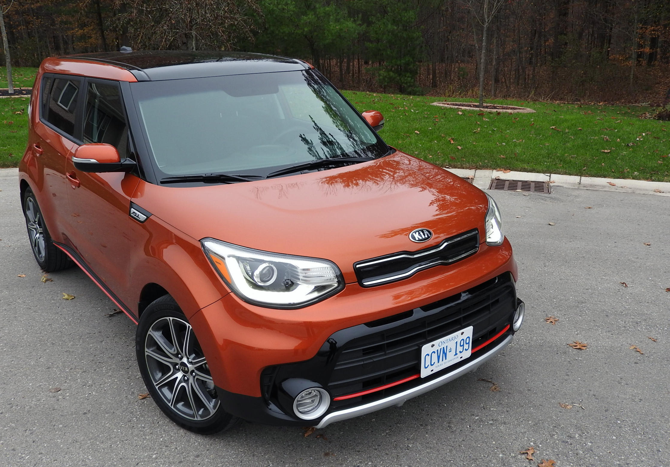 Turbo Pumps Some Sizzle into Funky Kia Soul – WHEELS.ca