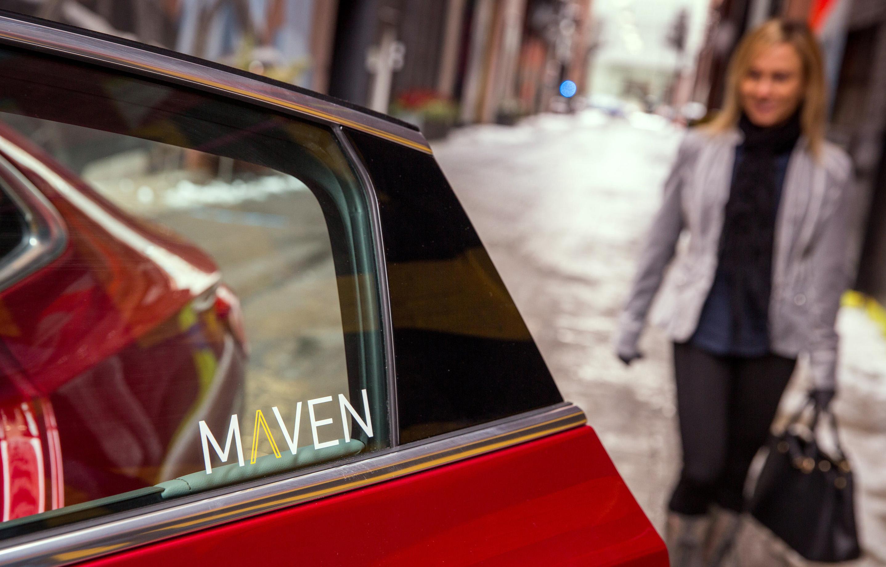 Maven Car Sharing