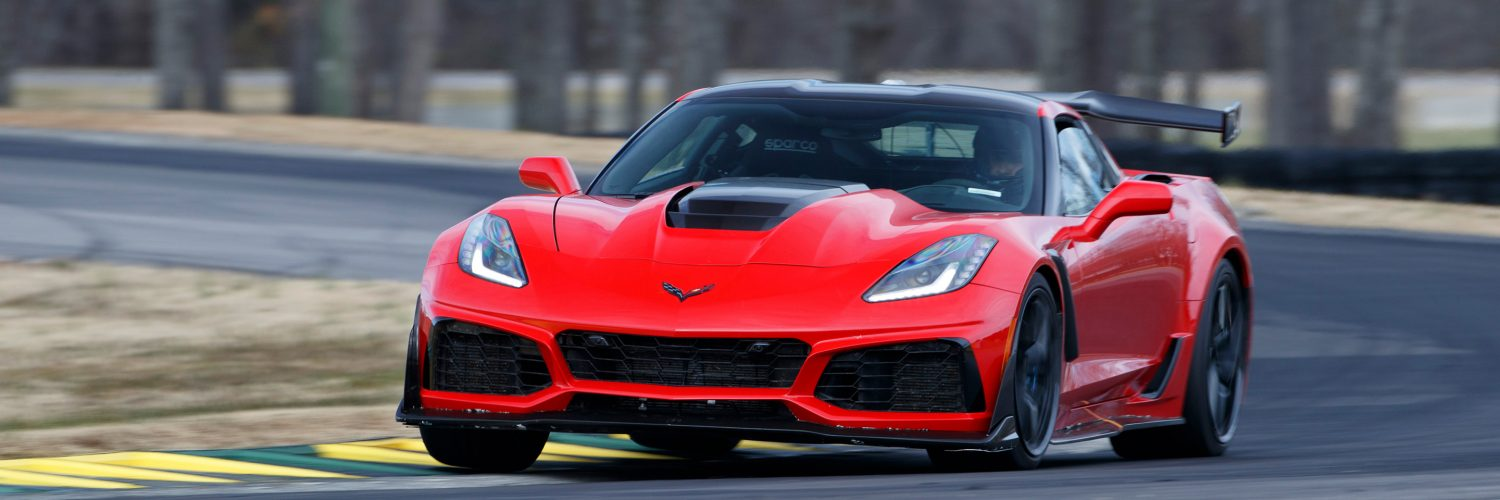 TrackWorthy - 2019 Chevrolet Corvette ZR1 VIR Lap Record Holder (1)