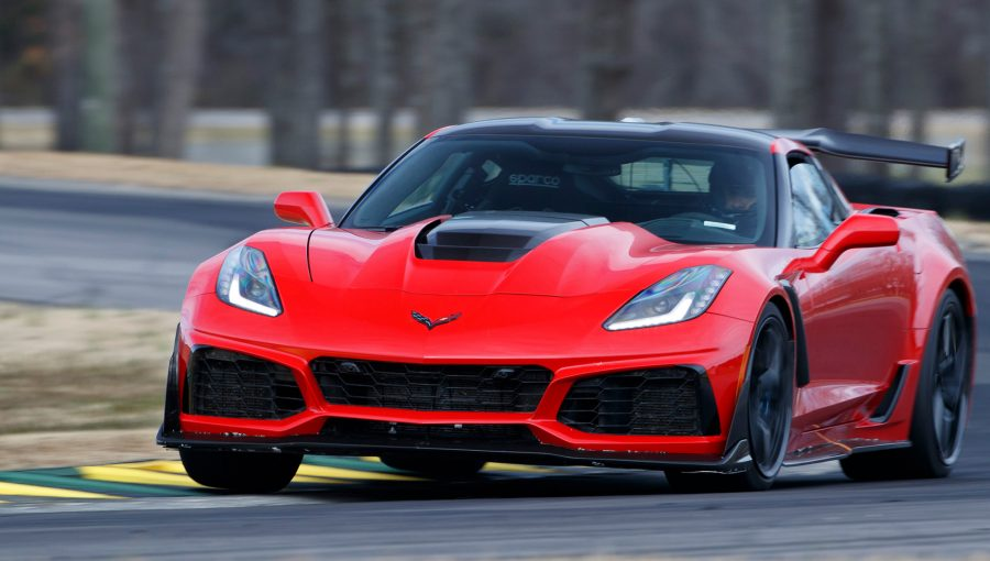 TrackWorthy - 2019 Chevrolet Corvette ZR1 VIR Lap Record Holder (1)