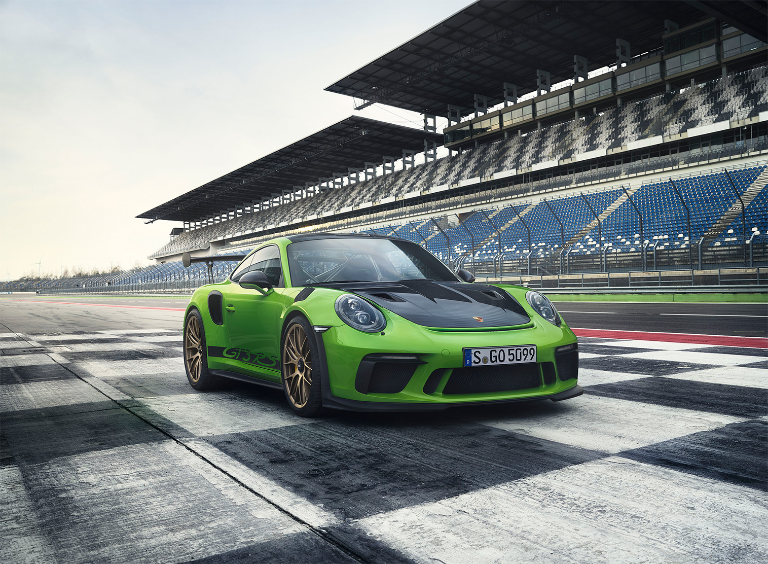 TrackWorthy - 2019 Porsche 911 GT3 RS (1)