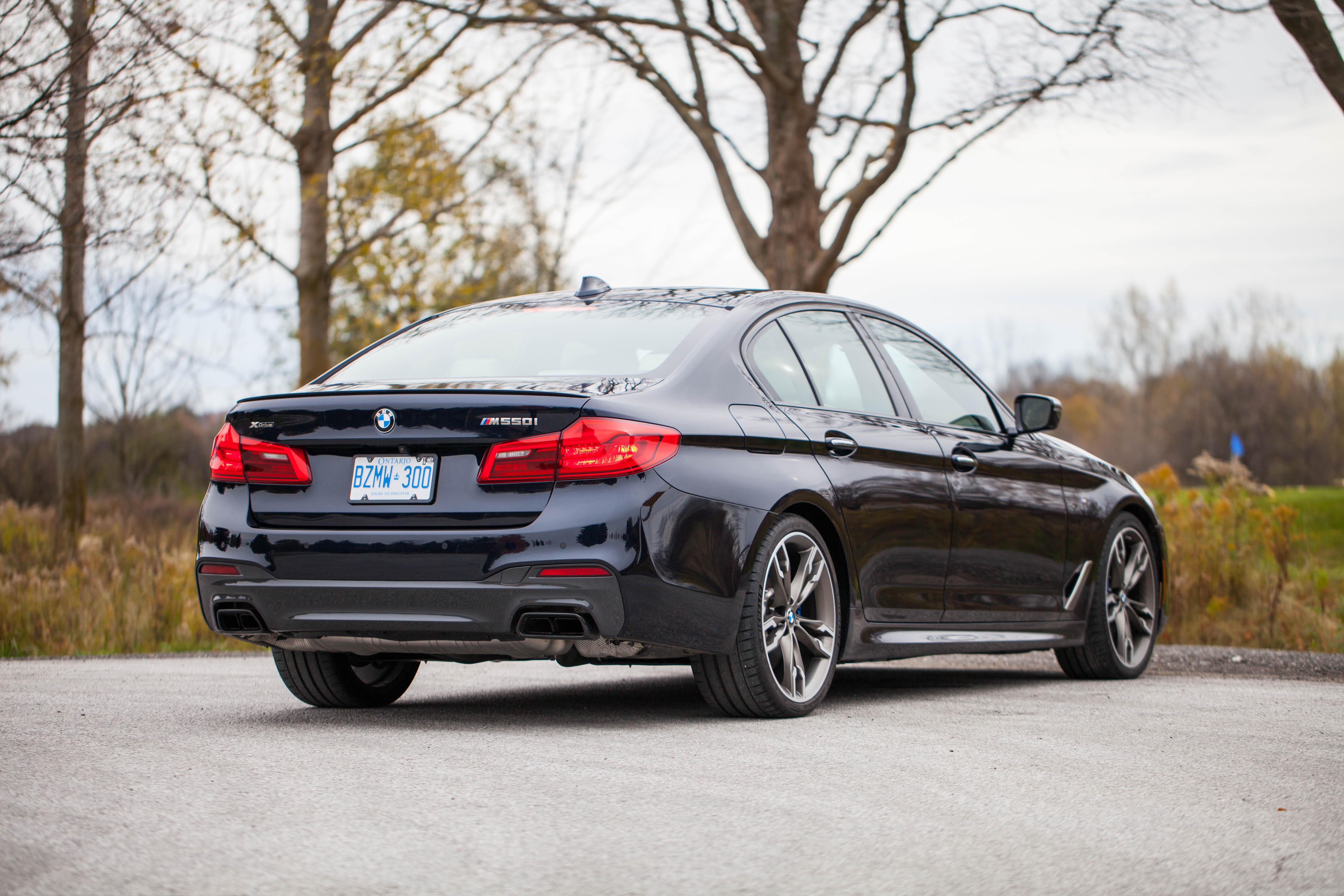 TrackWorthy - BMW M550i Review - 025