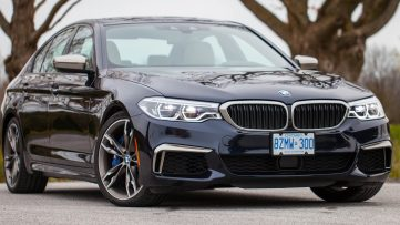 TrackWorthy - BMW M550i Review - 009