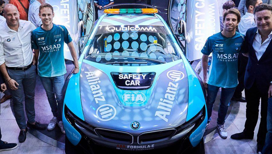 TrackWorthy - BMW i8 Qualcomm Safety Car (7)