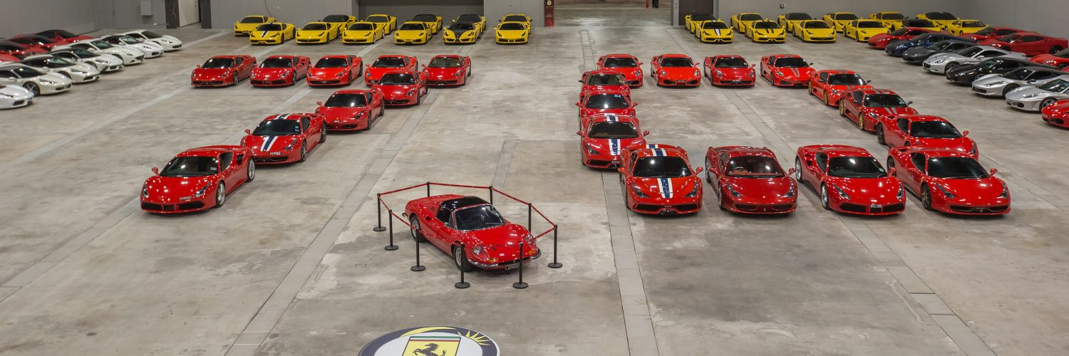 TrackWorthy - Malaysia Witnessed The Largest Ferrari Gathering since 2010 (1)