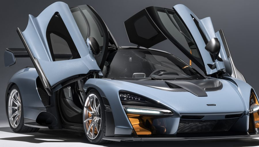 The McLaren Senna does 9.9-second quarter-miles but also corners
