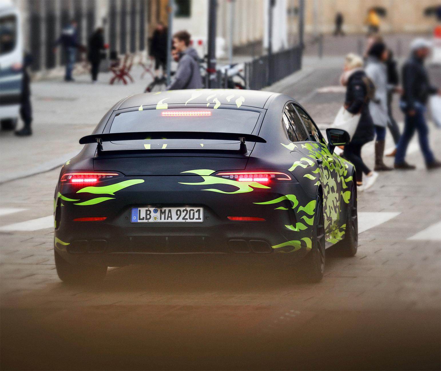 TrackWorthy - Mercedes-AMG GT 4-Door Coupe (1)