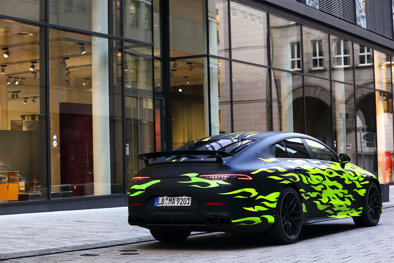TrackWorthy - Mercedes-AMG GT 4-Door Coupe (4)
