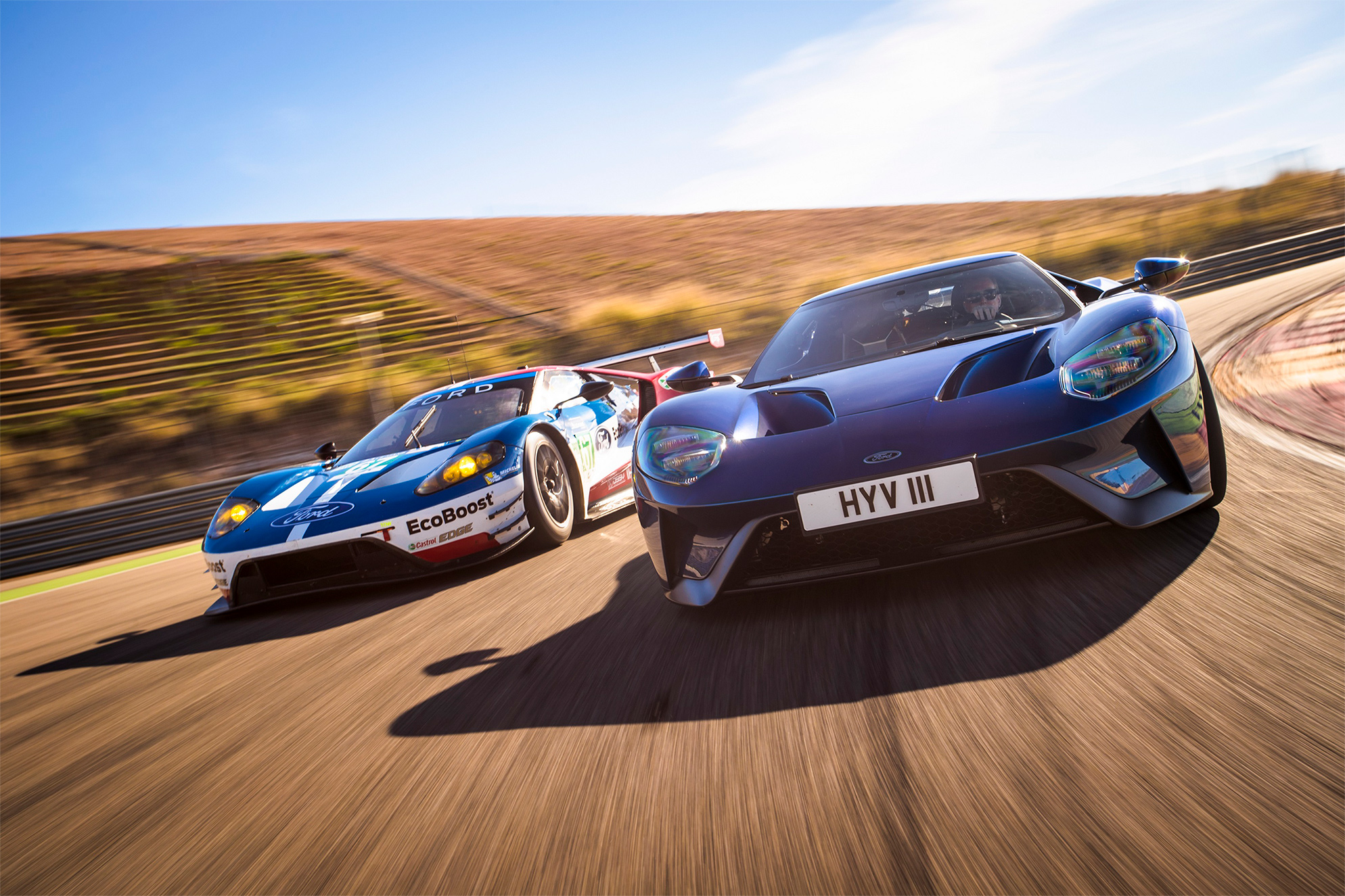 TrackWorthy - Road vs Race - The Ford GT goes head to head