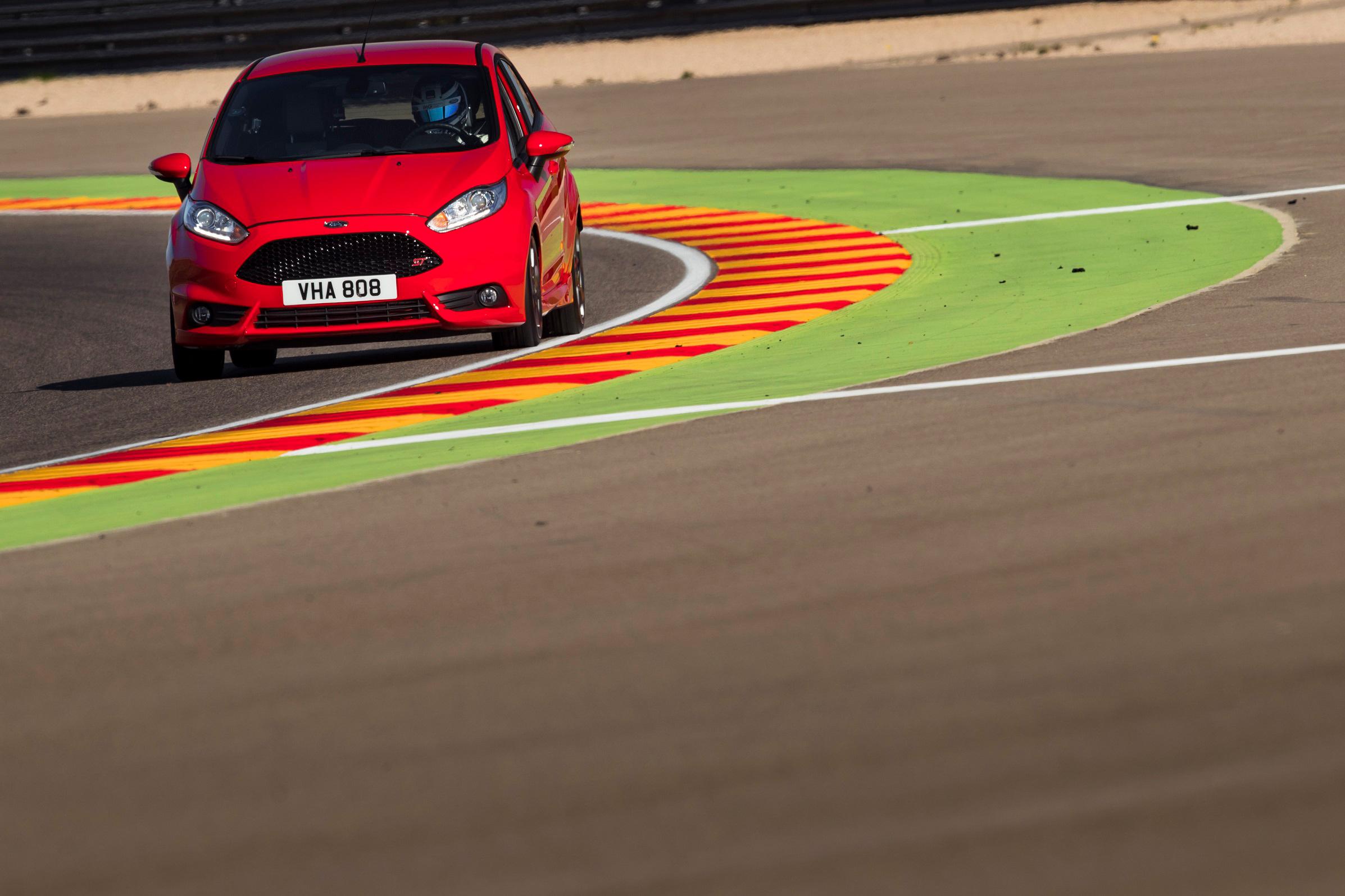 TrackWorthy - The multi-award-winning Fiesta ST