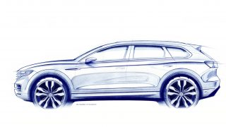 VW Touareg World Premiere