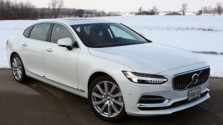 2018 Volvo S90 T8 PHEV Review