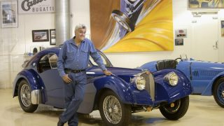 Jay Leno Auto Collection