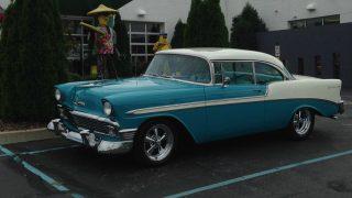 Eye Candy: 1956 Chevrolet Bel Air