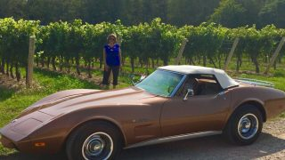 Eye Candy: 1975 Corvette Stingray