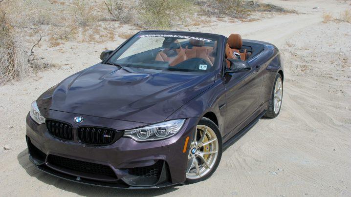 2018 BMW M4 Cabrioletreview