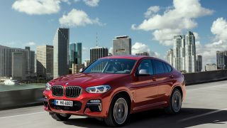 2019 BMW X4 M40i M