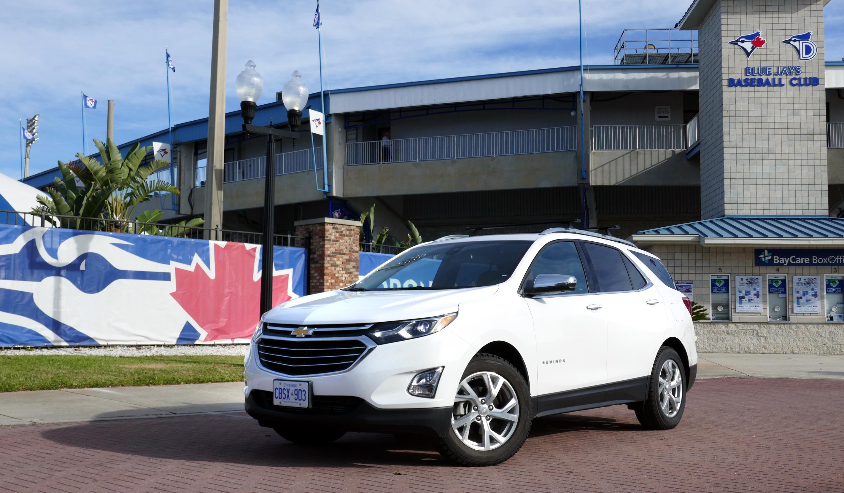 2018 Chevrolet Equinox Premium Diesel AWD