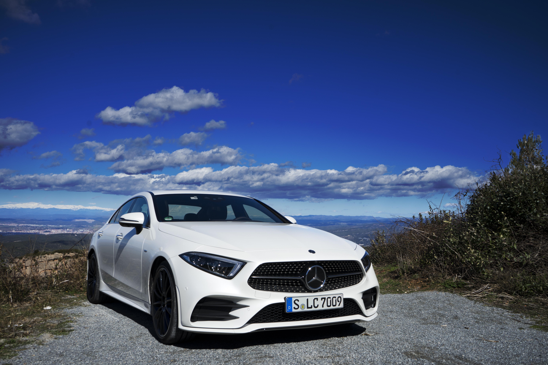 2019 Mercedes CLS 450
