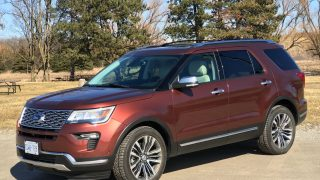 2018 Ford Explorer Platinum review