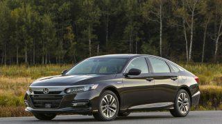 2018 Honda Accord Hybrid pricing