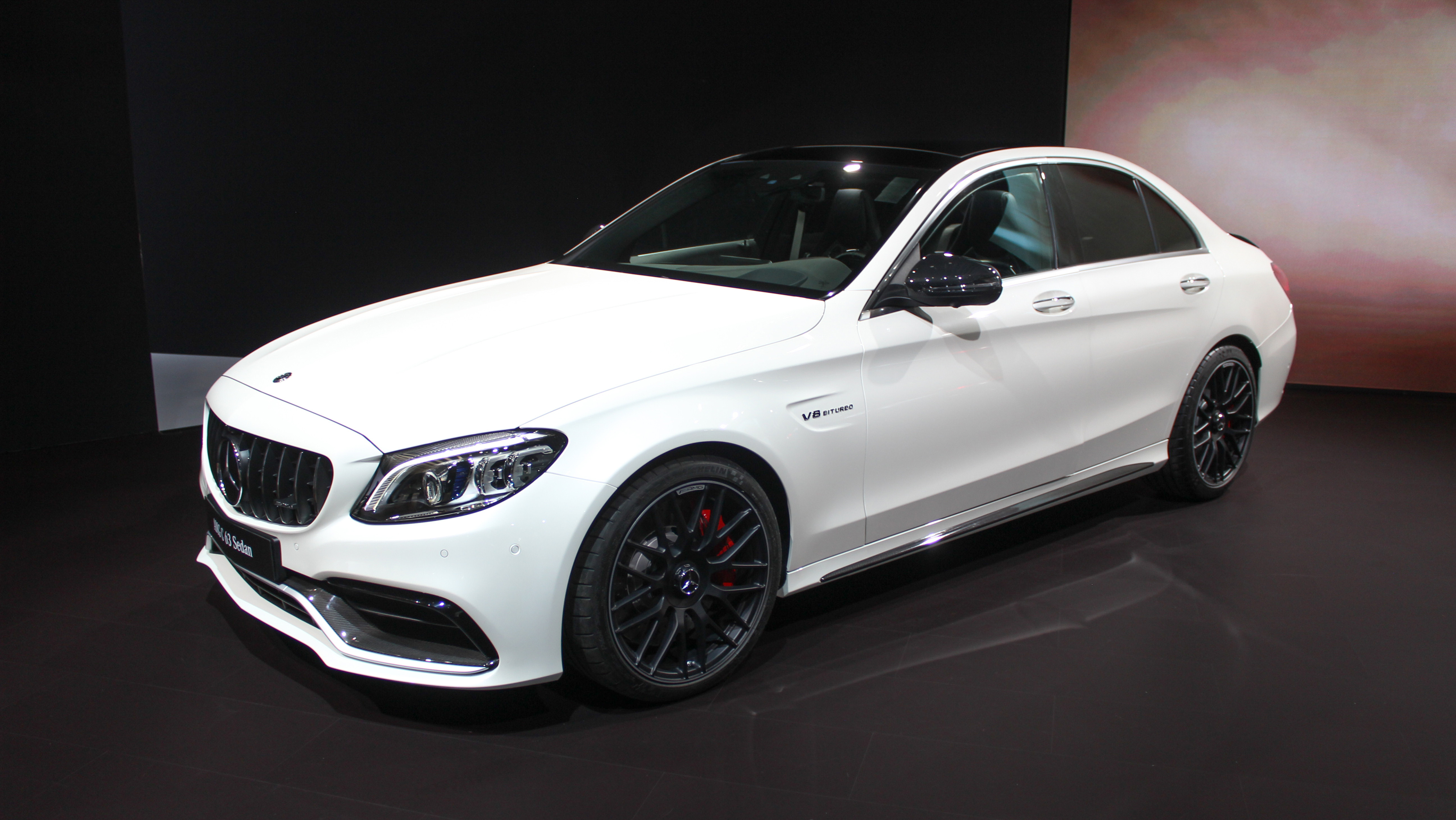 2019 Mercedes C Class s AMG d Ready For the Track – WHEELS