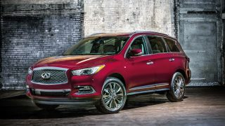 2019 QX60 and 2019 QX80 Limited