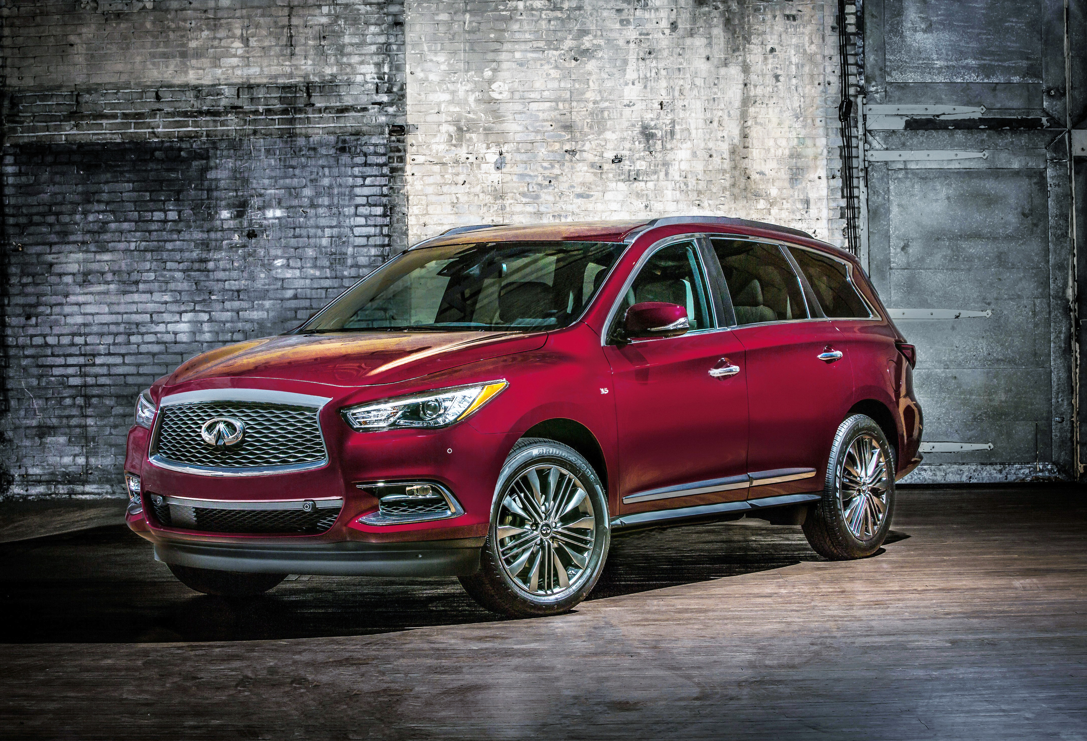 trend three quarter infiniti motor on front suvs cars target first infinity back review drive