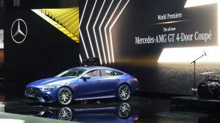 Mercedes-AMG GT 4 Door Coupe