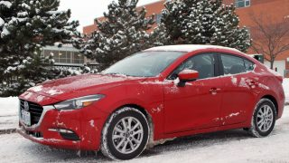 2018 Mazda3 GS Sedan Review