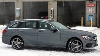 2018 Mercedes-Benz C 300 4Matic Wagon review