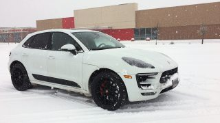 2018 Porsche Macan GTS review