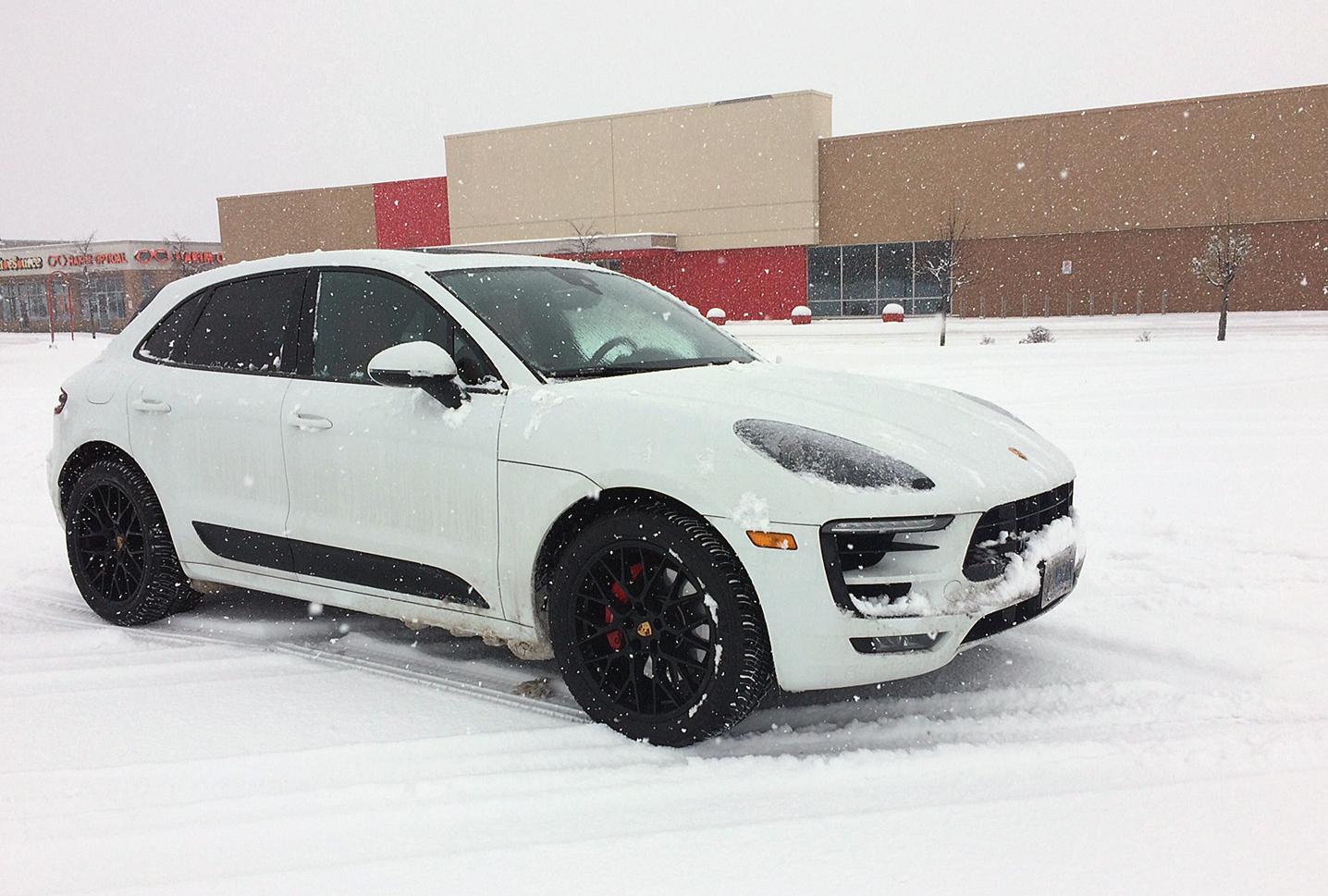 2018 Porsche Macan GTS review